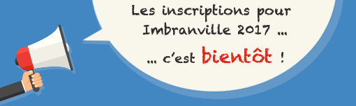 Inscriptions 2017